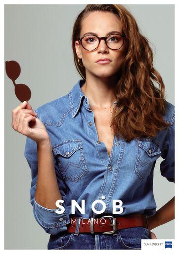 snob milano eyewear - bij alex brillen eyewear marum en roden